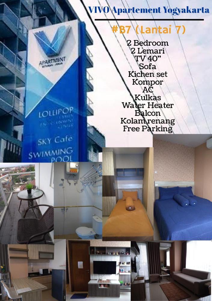 Vivo Apartement Yogyakarta Prices Photos Reviews Address Indonesia