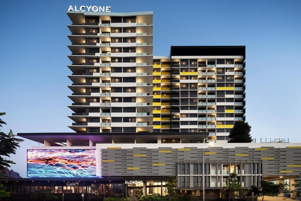Alcyone Hotel Residences