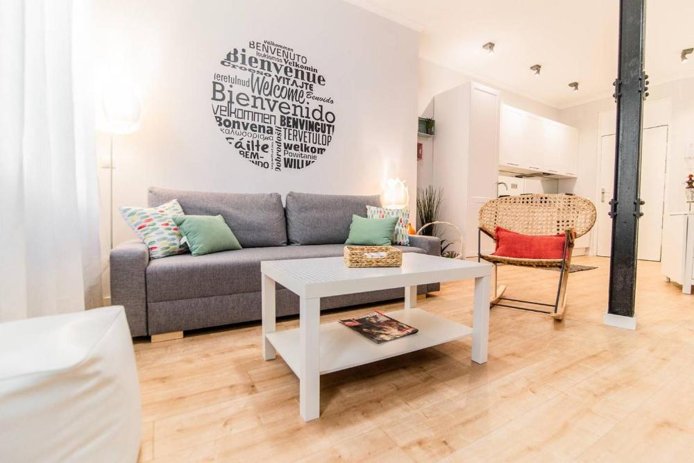 Modern And Cozy Apartment Madrid Rio Wifi Prices Photos Reviews Address Spain