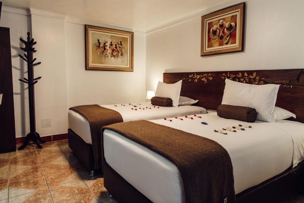 Hotel Retama Machupicchu