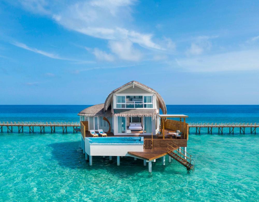 Jw Marriott Maldives Resort Spa أسعار والصور وملاحظات وعنوان جزر المالديف
