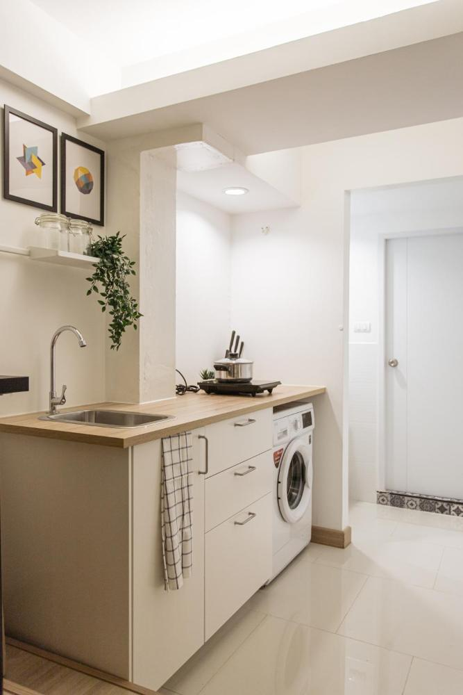 Comfort full kitchen near MRT Bangson