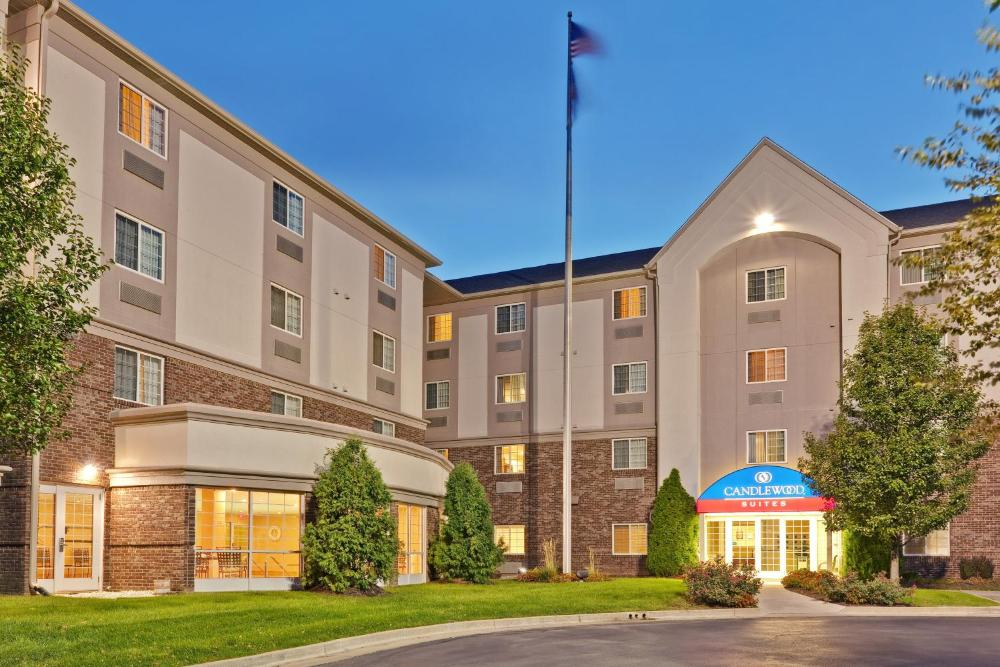 Candlewood Suites Indianapolis Northeast, an IHG Hotel