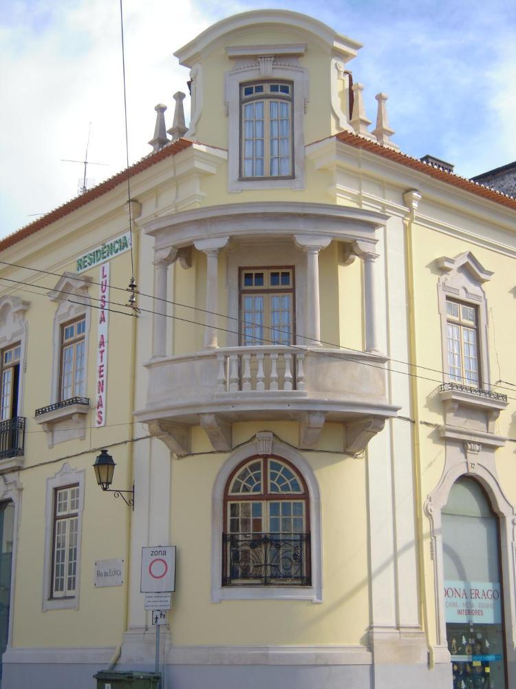 Guesthouse Lusa Atenas