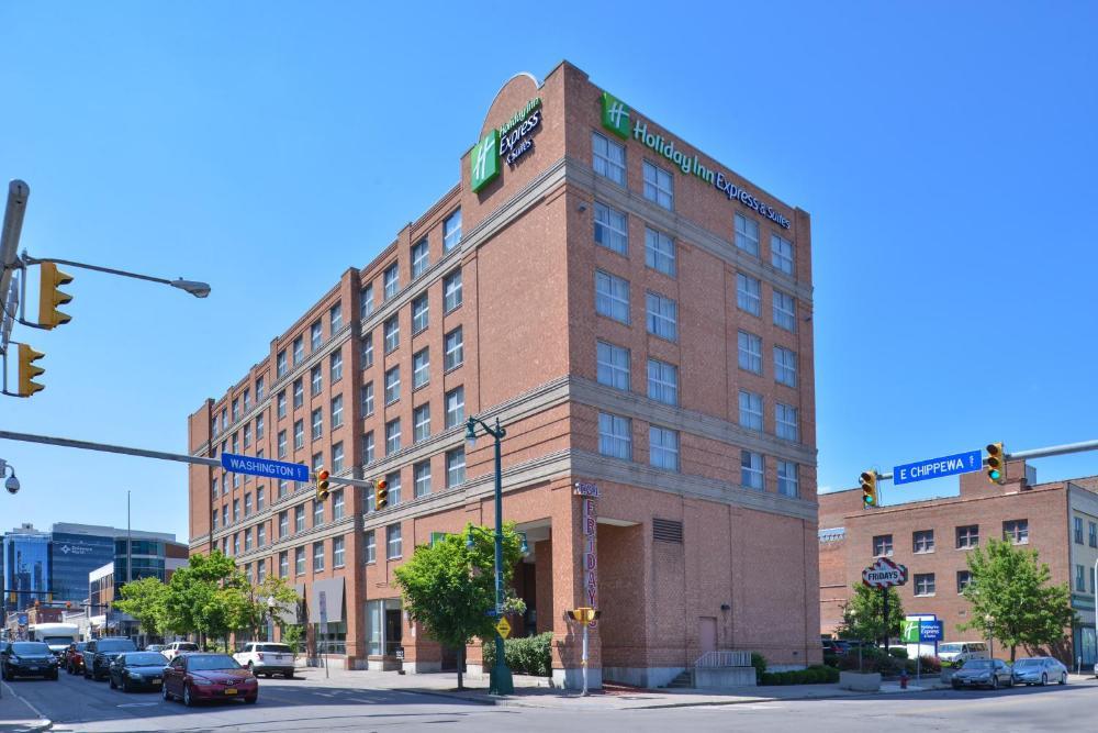 Holiday Inn Express & Suites Buffalo Downtown, an IHG Hotel
