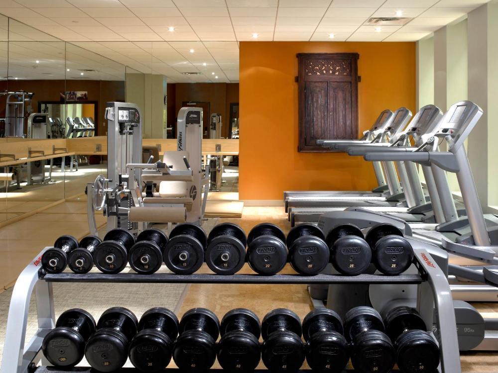 Kimpton Hotels Fitness