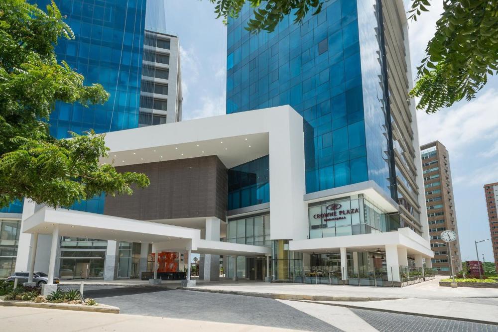 Crowne Plaza Barranquilla, an IHG Hotel