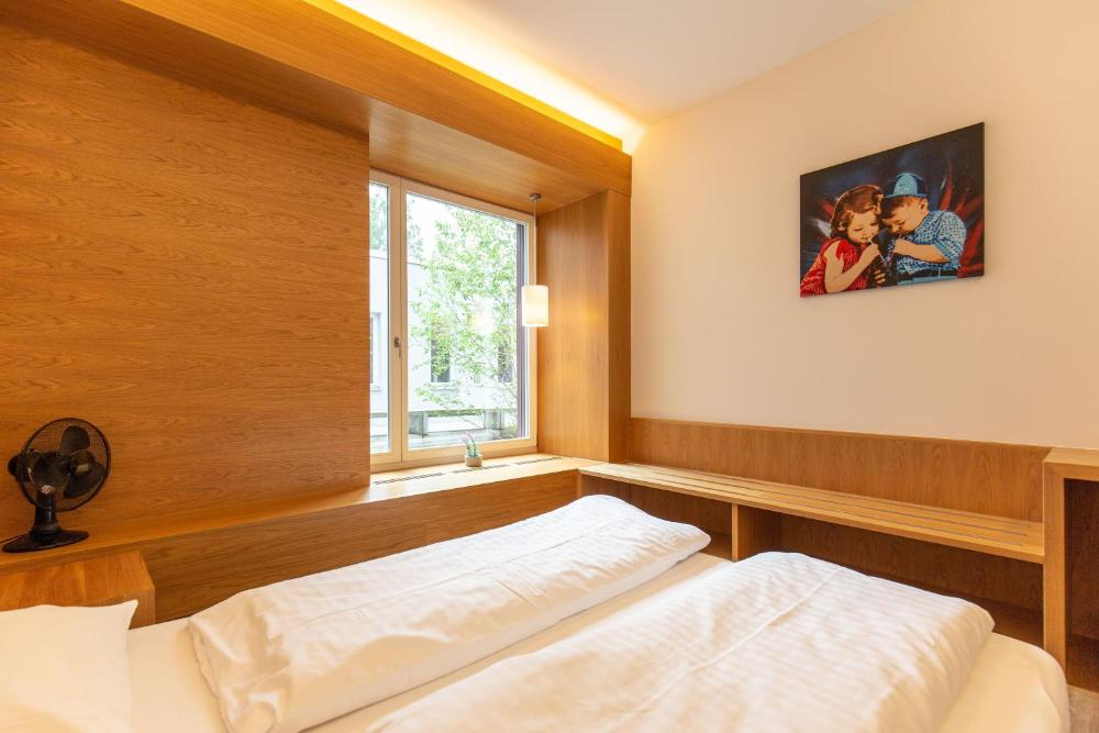 Hotel & Lounge by Hyve Basel SBB