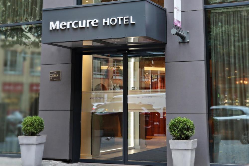 Foto - Mercure Hotel Kaiserhof City Center