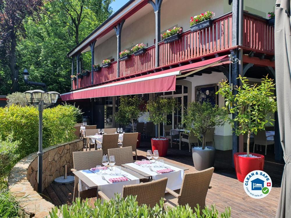 Foto - Chez Maman Hotel & Restaurant