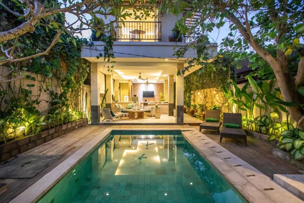 Palmae Villas Umalas 2br Villa Simonetta Bali Prices Photos Reviews Address Indonesia