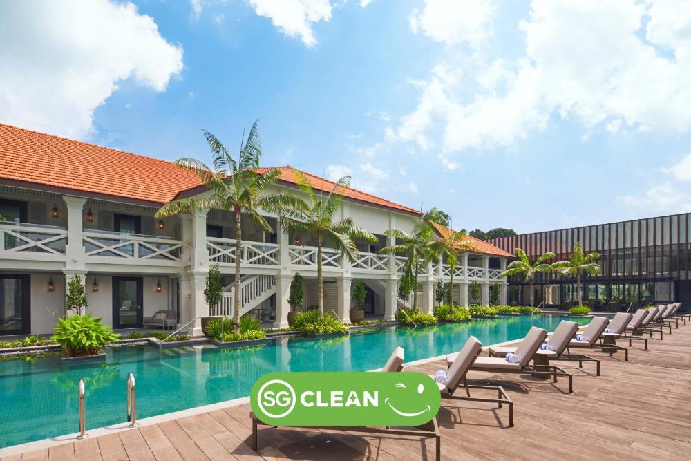 The Barracks Hotel Sentosa by Far East Hospitality (SG Clean)