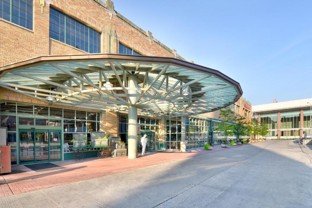 Crowne Plaza Indianapolis-Dwtn-Union Stn, an IHG Hotel