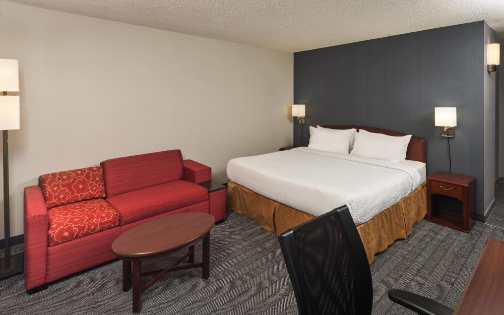 Foto - Courtyard by Marriott Indianapolis South