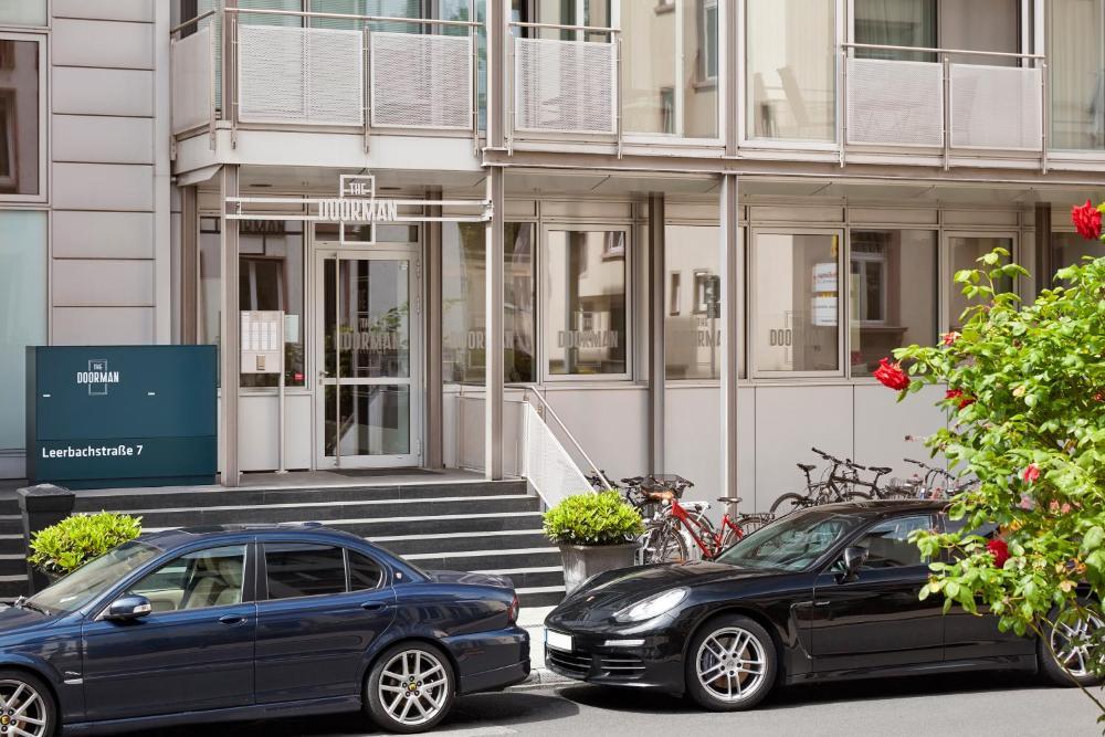 The Doorman Welle Frankfurt am Main