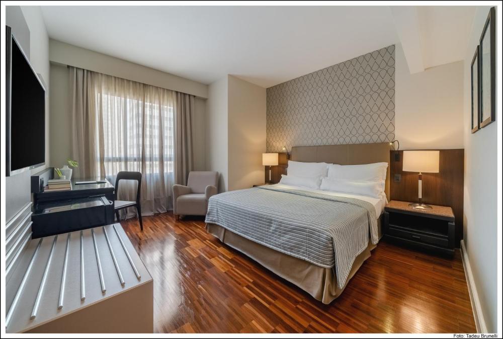 Bourbon Curitiba Convention Hotel