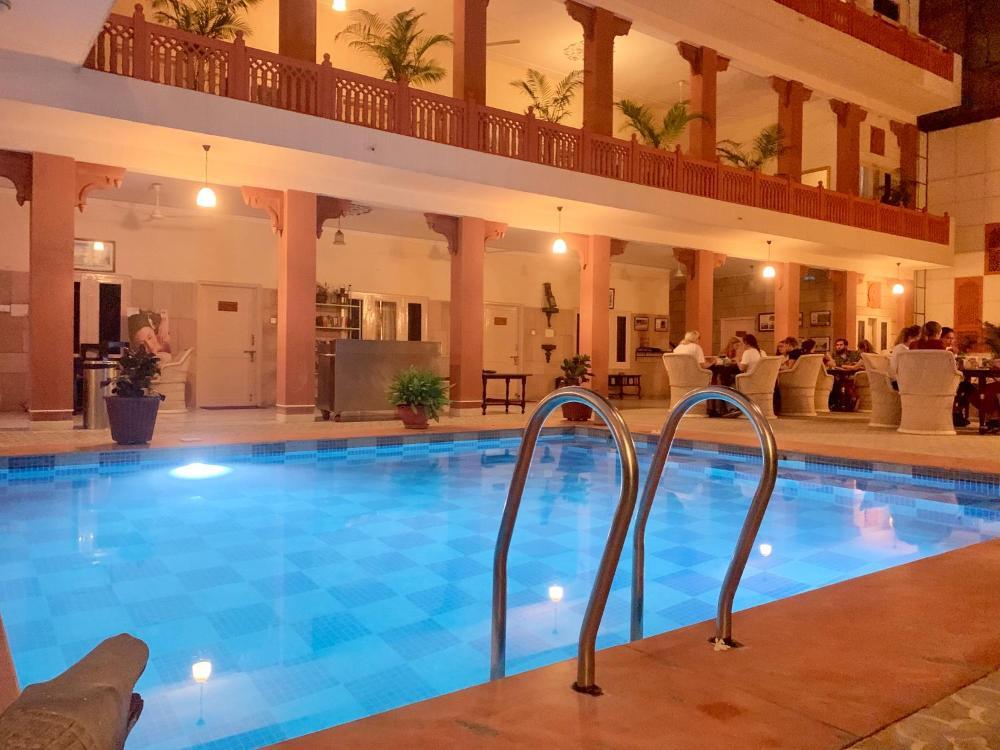 Suryaa Villa Jaipur- A City Centre Heritage Haveli