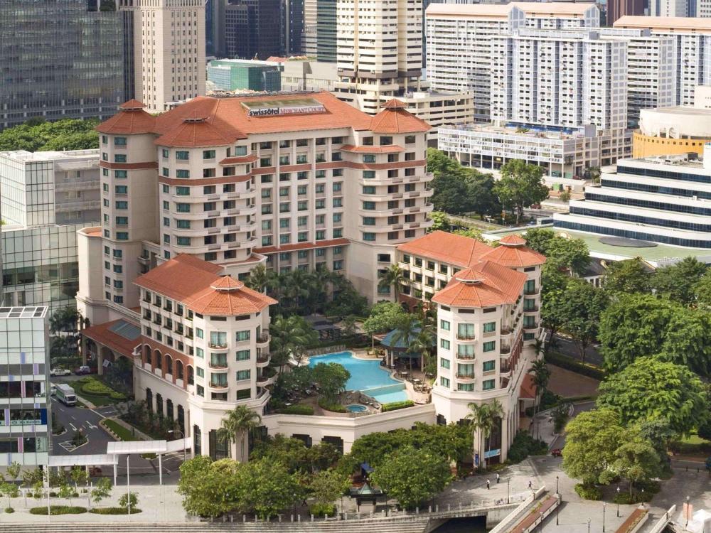 Swissotel Merchant Court Singapore (SG Clean)