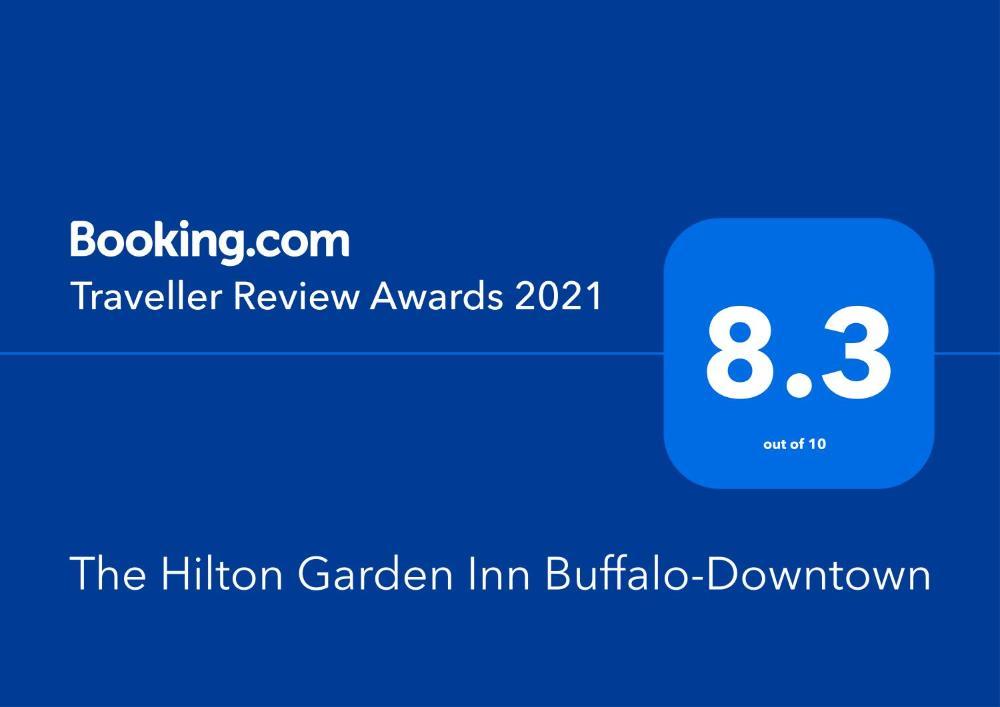 Foto - The Hilton Garden Inn Buffalo-Downtown