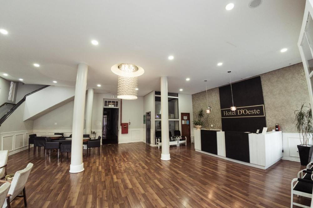 Hotel D'oeste - Mova Hotéis