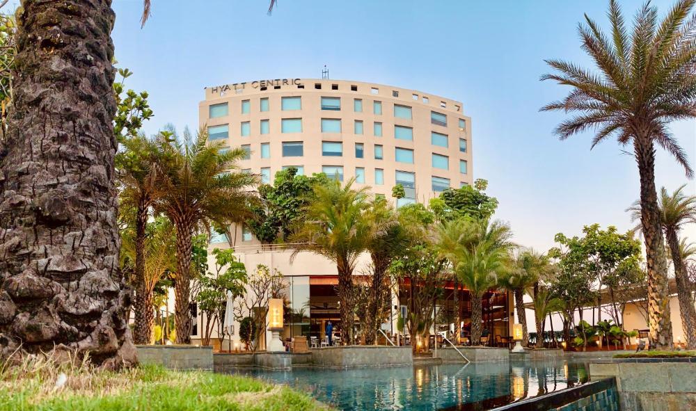 Hyatt Centric MG Road Bangalore
