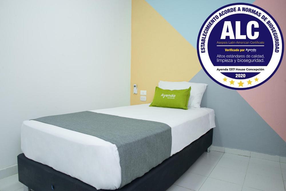 Hotel Ayenda House Concepción 1317