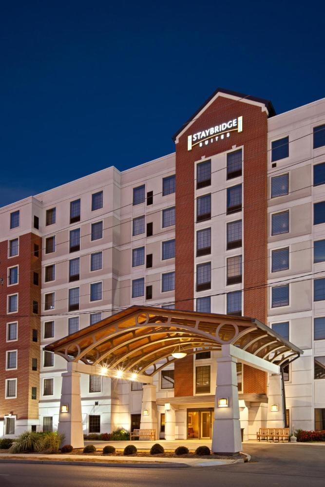 Staybridge Suites Indianapolis Downtown-Convention Center, an IHG Hotel