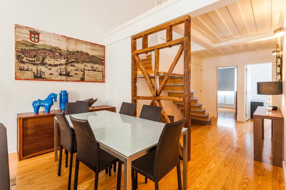 Lxway Apartments Bairro Alto Chiado Prix Photos