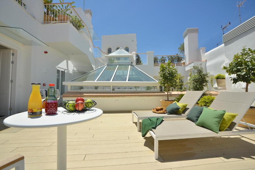 Plaza Mina Suites - Adults Only