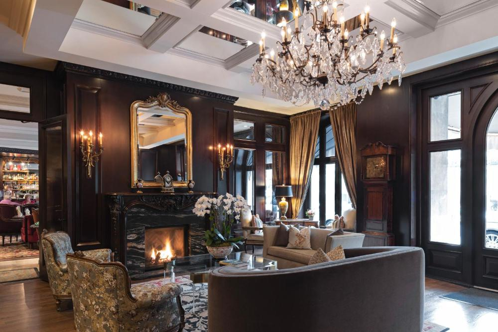 Wedgewood Hotel & Spa - Relais & Chateaux