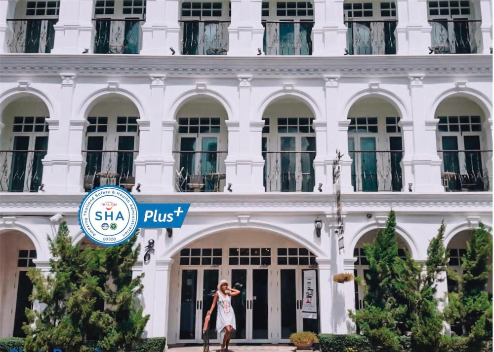 Casa Blanca Boutique Hotel - SHA Plus