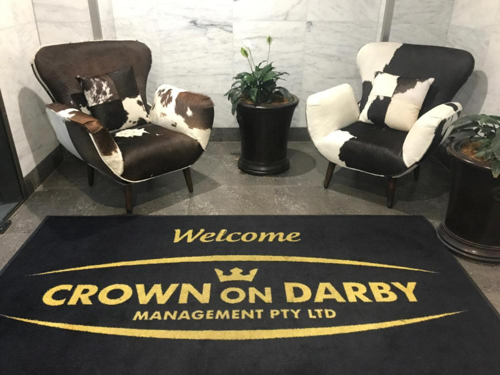 Crown on Darby Newcastle