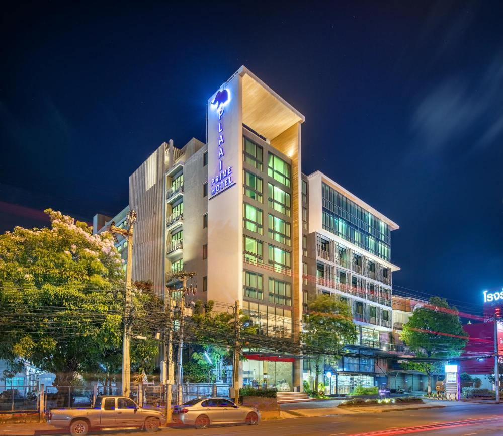 PLAAI Prime Hotel Rayong, Formerly D Varee Diva Central Rayong