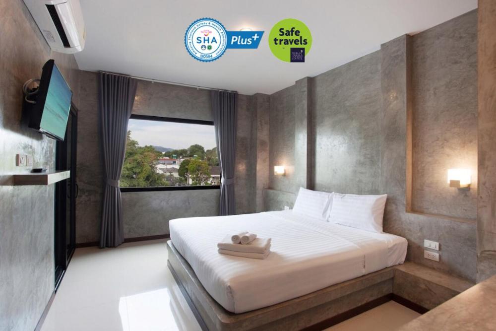 Ritsurin Boutique Hotel - SHA Plus