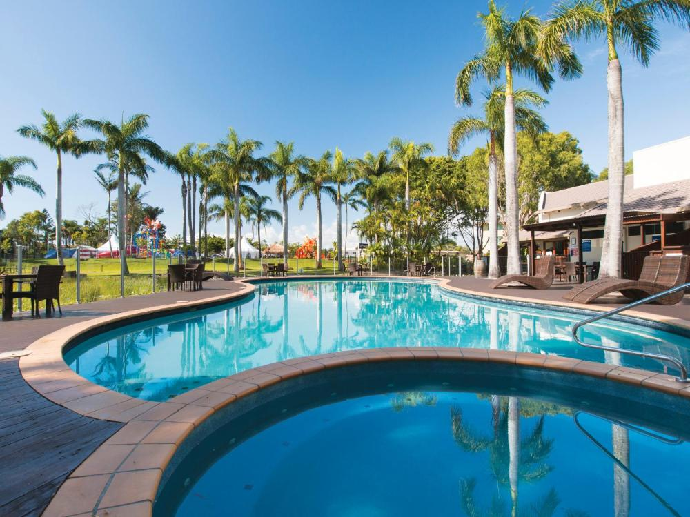 Oaks Sunshine Coast Oasis Resort