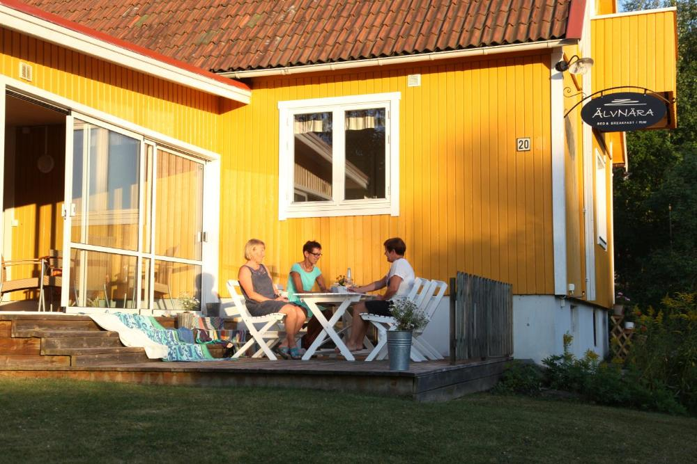 Hyra stuga/semesterhus - Alster Nyedsbygden
