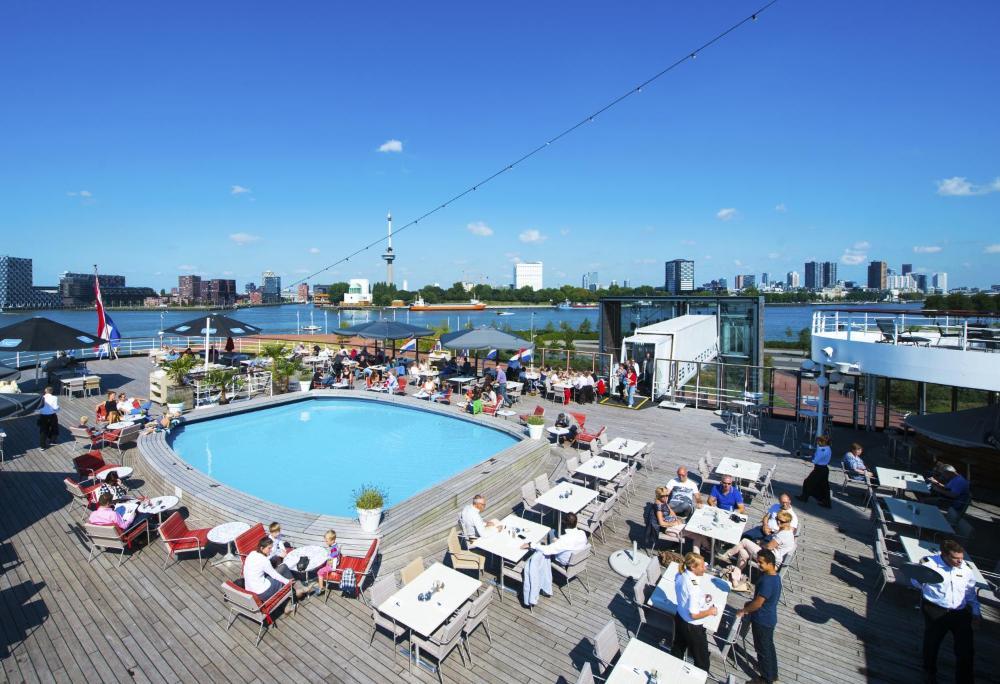 Ss Rotterdam Hotel En Restaurants And Room Photos