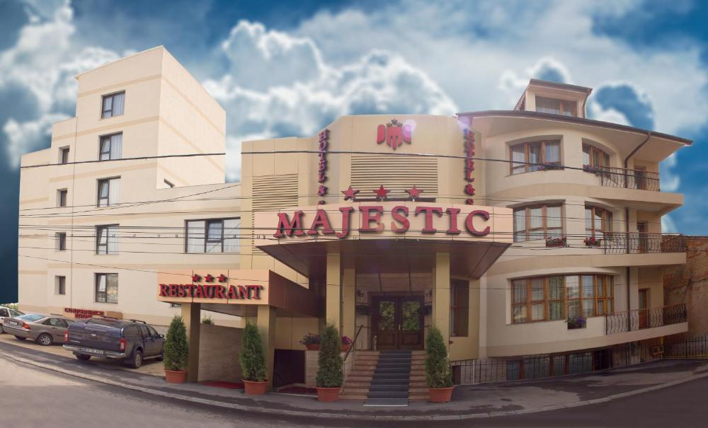 Majestic Hotel Restaurant Prix Photos Commentaires Adresse
