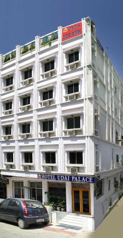 Hotel Udai Palace - Centrally located Budget Family Stay