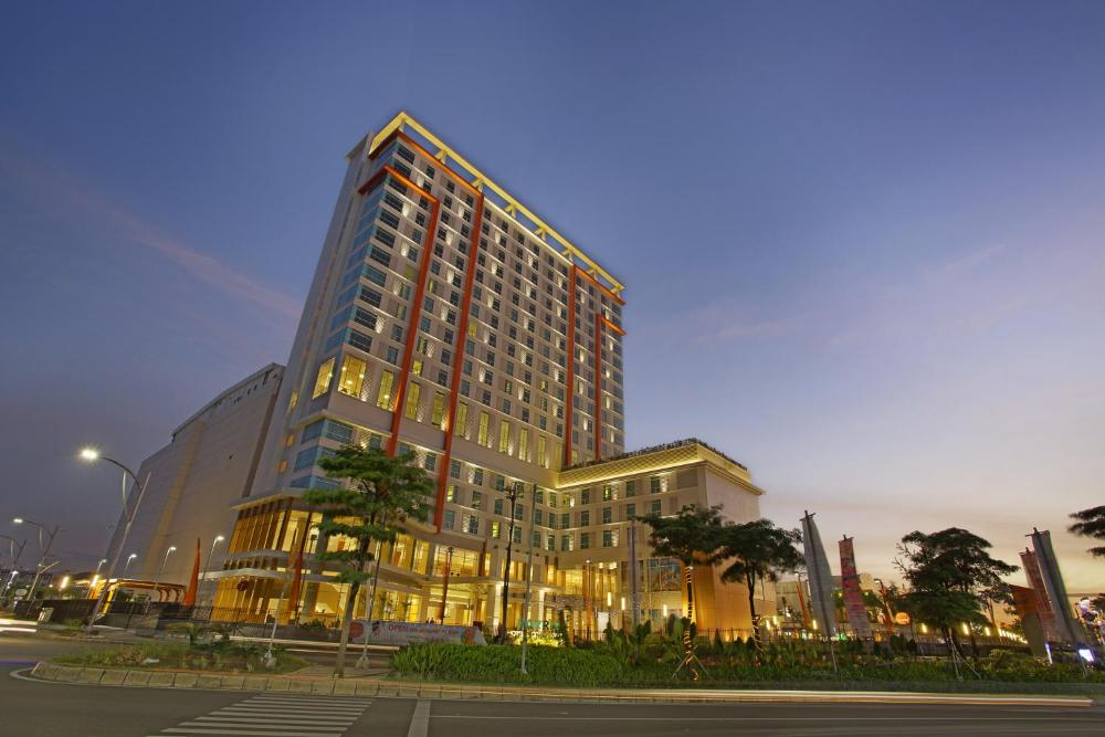 Harris Hotel Conventions Bekasi Prices Photos Reviews Address Indonesia