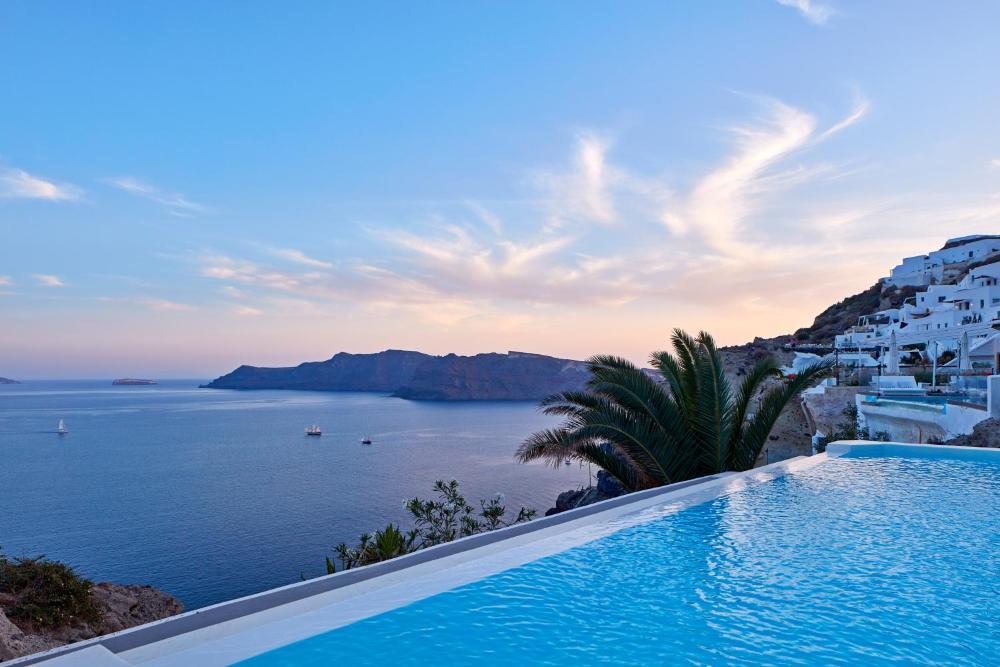 Katikies Villa Santorini - The Leading Hotels Of The World