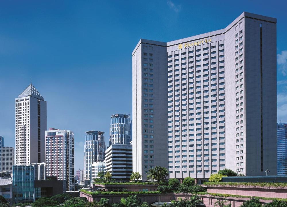 Makati Shangri-La Manila