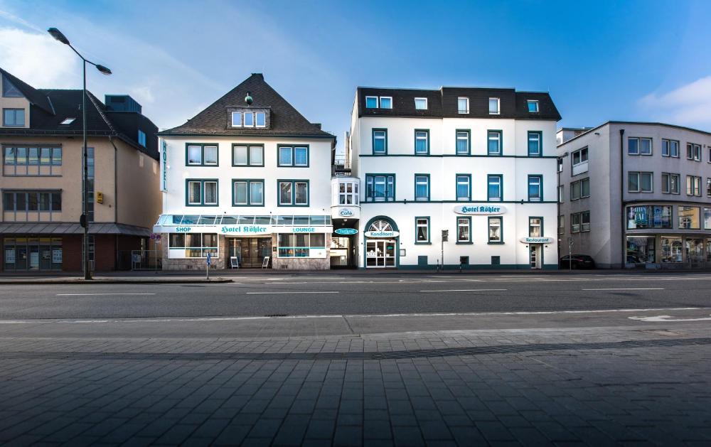 Akzent Hotel Köhler Preise Fotos Bewertungen Adresse Deutschland