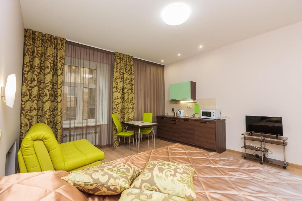 Apartments on Stremyannaya