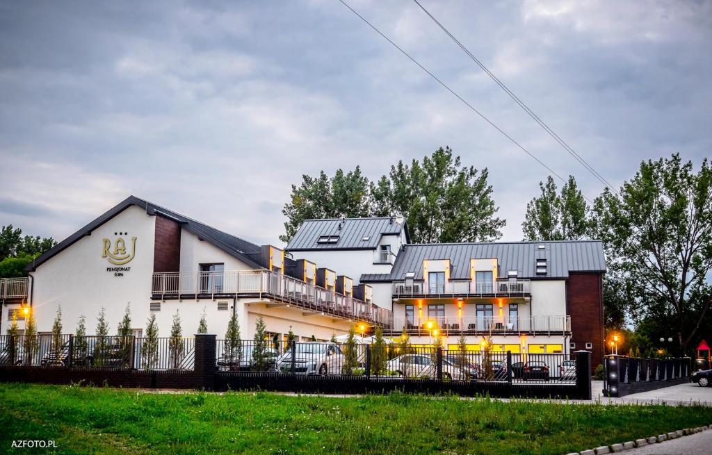 Noclegi Rajgrd | Pensjonat Spa Raj - Spanie Na Mazurach