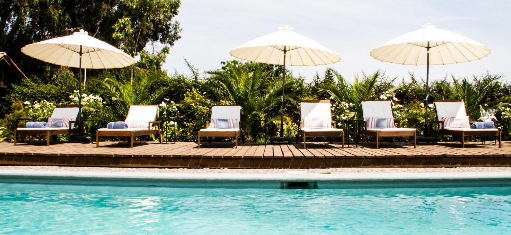 Hotel casa de campo r servation gratuite sur viamichelin for Piscine b24
