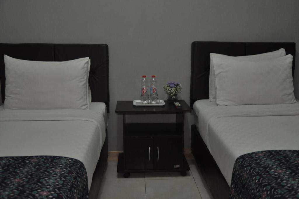 Superior Double or Twin Room with Terrace Hasian Malioboro Motel