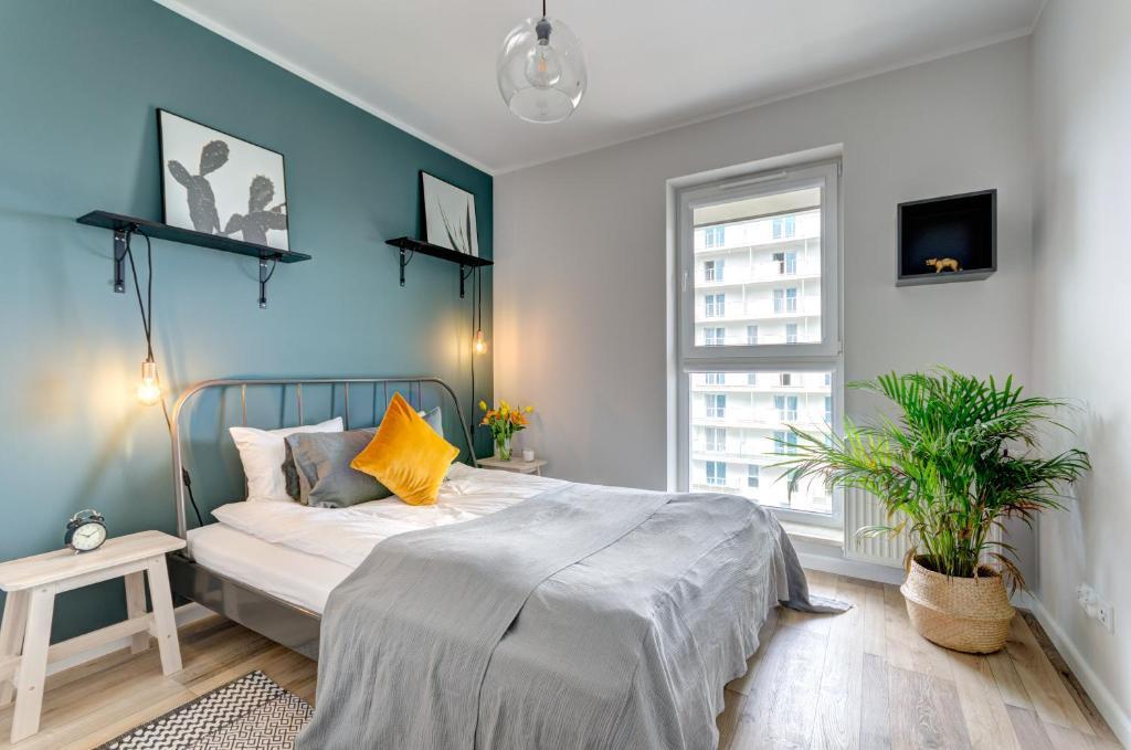 noclegi Gdańsk Emarald Apartment