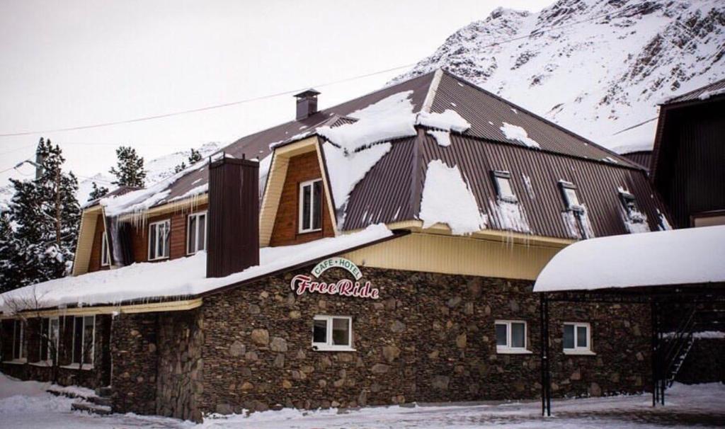 Kafe-Hotel FreeRide
