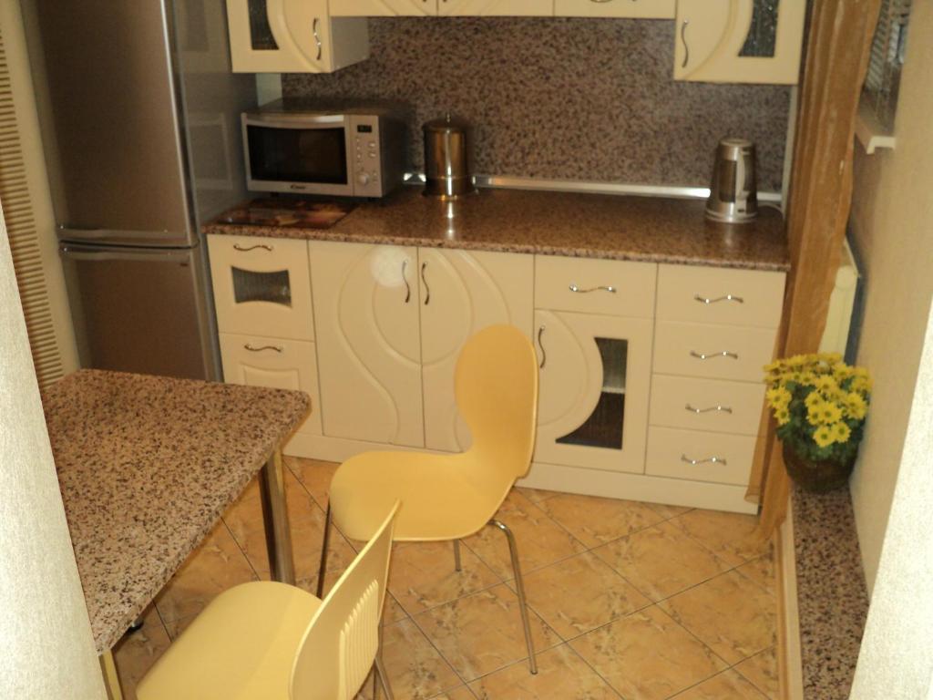 Apartment on Rashpilevskaya 55